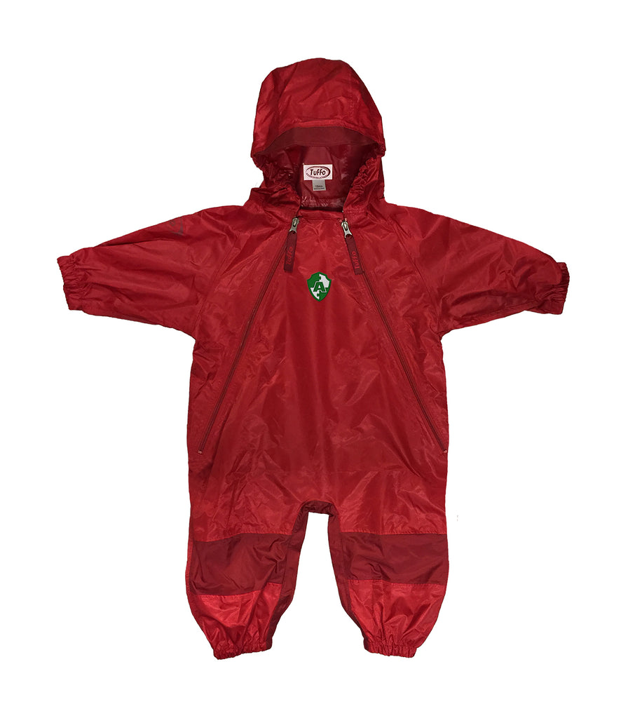 ACADEMICS COVERALLS, WATERPROOF, TODDLER