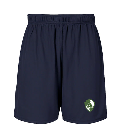 ACADEMICS GYM SHORTS, WICKING, CHILD