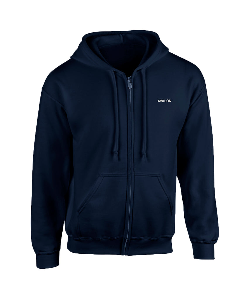 AVALON  ZIP HOODIE, YOUTH