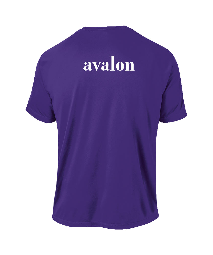 AVALON WICKING COMPETITION T-SHIRT - ADULT