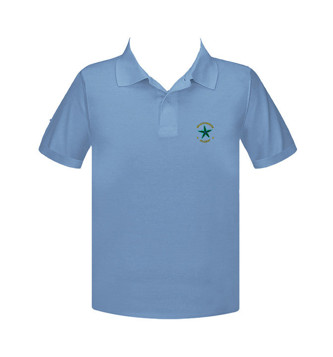 BEACHCOMBERS GOLF SHIRT, UNISEX, SHORT SLEEVE, YOUTH