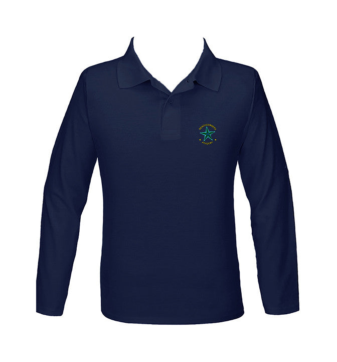 BEACHCOMBERS GOLF SHIRT, UNISEX, LONG SLEEVE, YOUTH