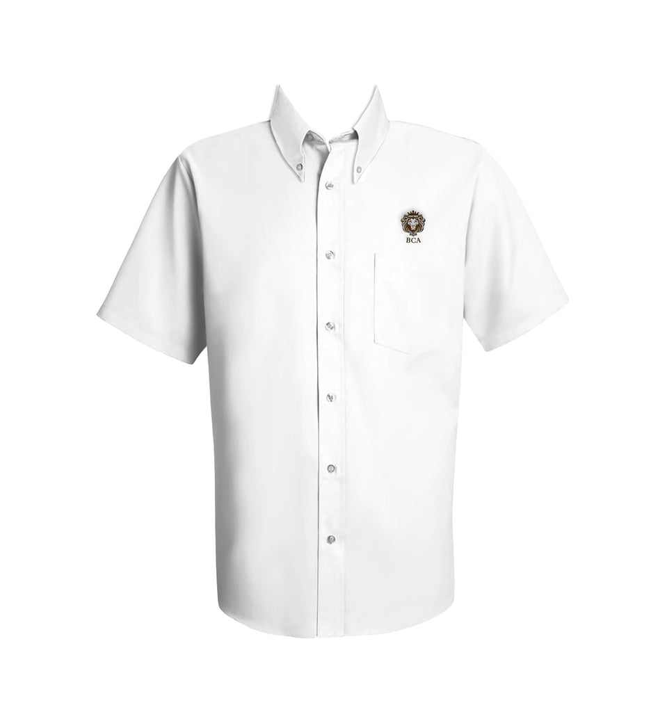 BIBLEWAY DRESS SHIRT, UNISEX, SHORT SLEEVE, YOUTH