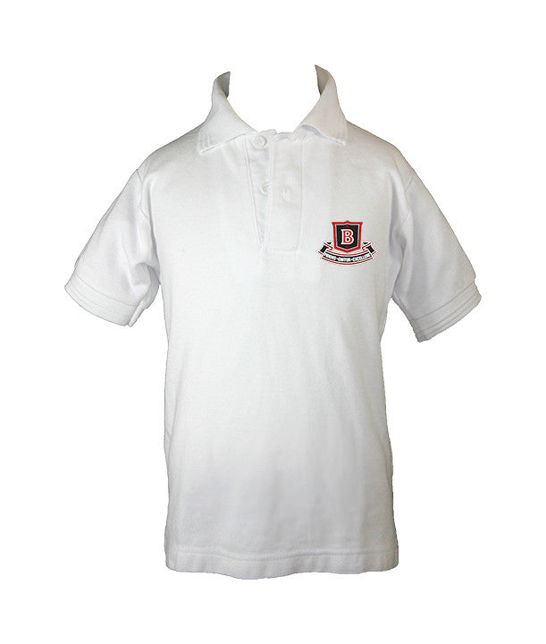BROCKTON GOLF SHIRT, UNISEX, SHORT SLEEVE, CHILD
