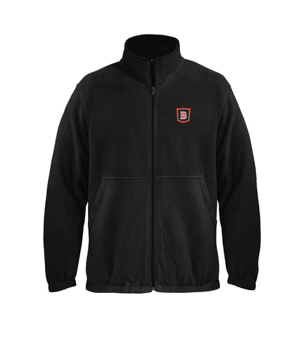 BROCKTON FLEECE JACKET, ADULT