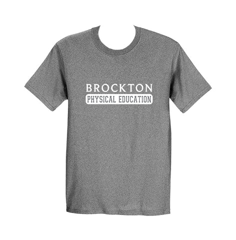 BROCKTON GYM T-SHIRT, ADULT