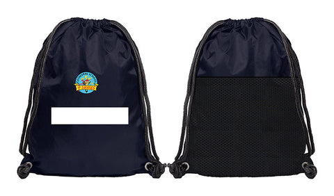 CATHEDRAL DRAWSTRING GYM BAG