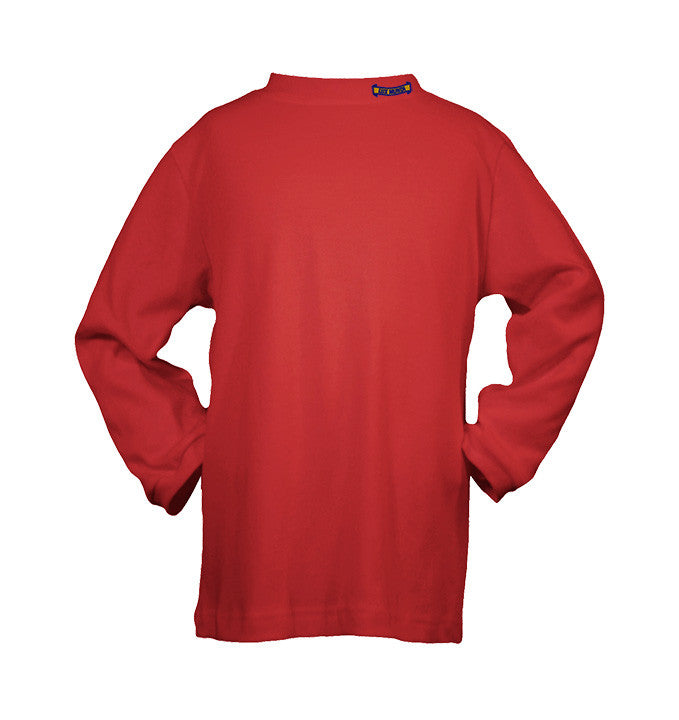 CATHEDRAL MOCK TURTLENECK, LONG SLEEVE *DISCONTINUED*
