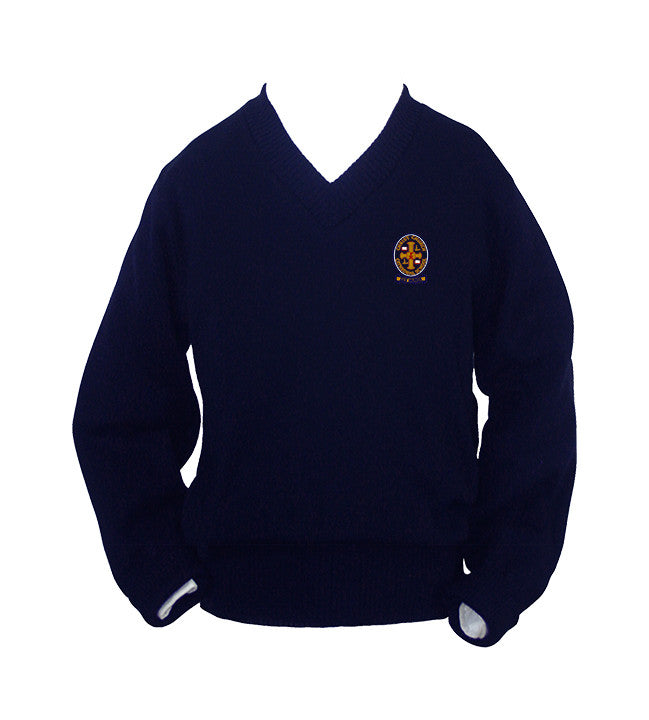 CATHEDRAL PULLOVER, YOUTH