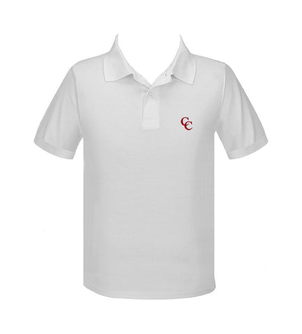 CORPUS CHRISTI GOLF SHIRT, UNISEX, SHORT SLEEVE, ADULT