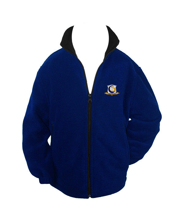 CHOICE SCHOOL FLEECE JACKET, YOUTH
