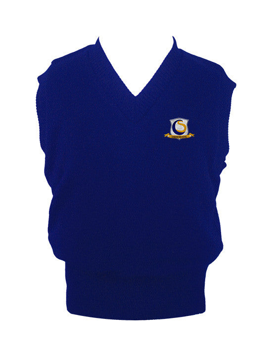 CHOICE SCHOOL VEST, UP TO SIZE 32
