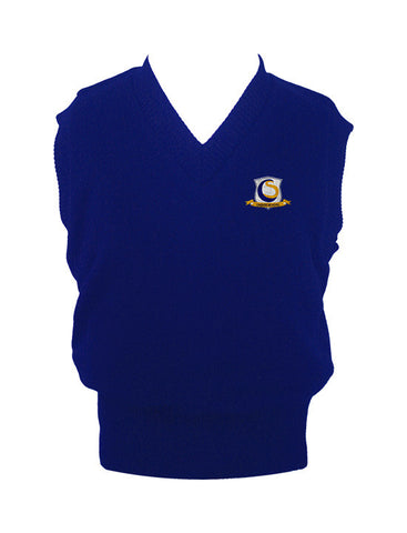 CHOICE SCHOOL VEST, UP TO SIZE 42