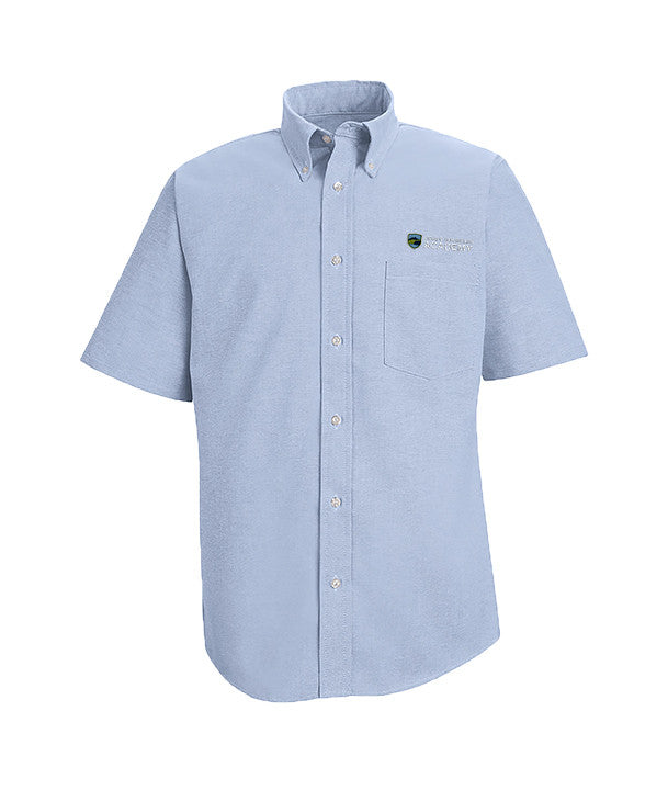 COAST MOUNTAIN DRESS SHIRT, UNISEX, SHORT SLEEVE, YOUTH