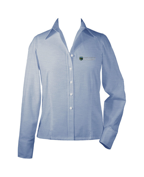 COAST MOUNTAIN LADIES BLOUSE, LONG SLEEVE