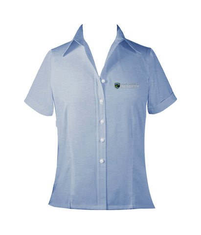 COAST MOUNTAIN LADIES BLOUSE, SHORT SLEEVE