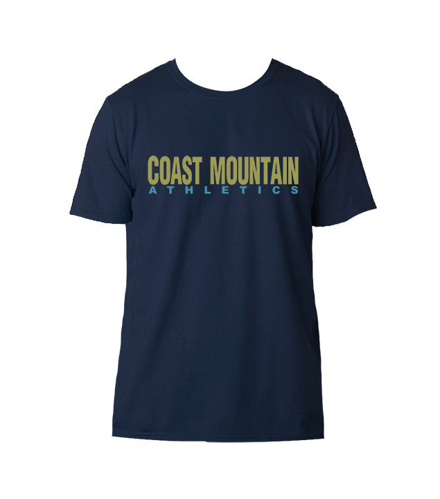 COAST MOUNTAIN GYM T-SHIRT, BAMBOO, YOUTH
