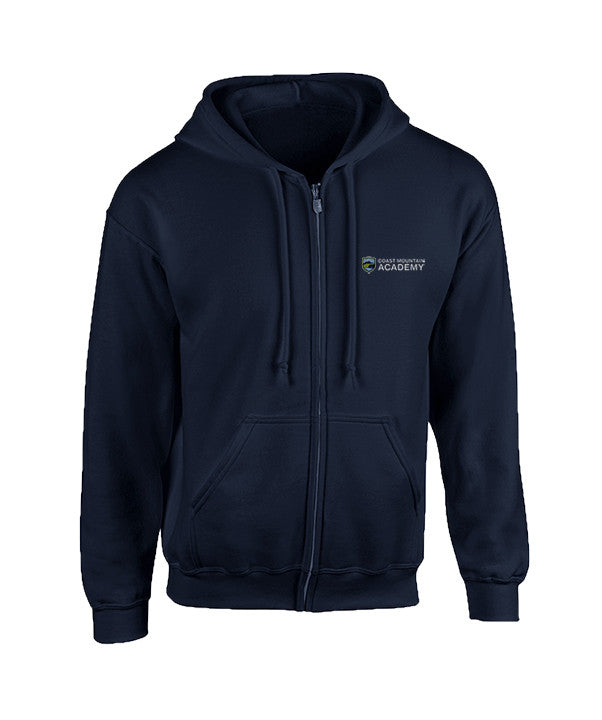 COAST MOUNTAIN ZIP HOODIE, ADULT