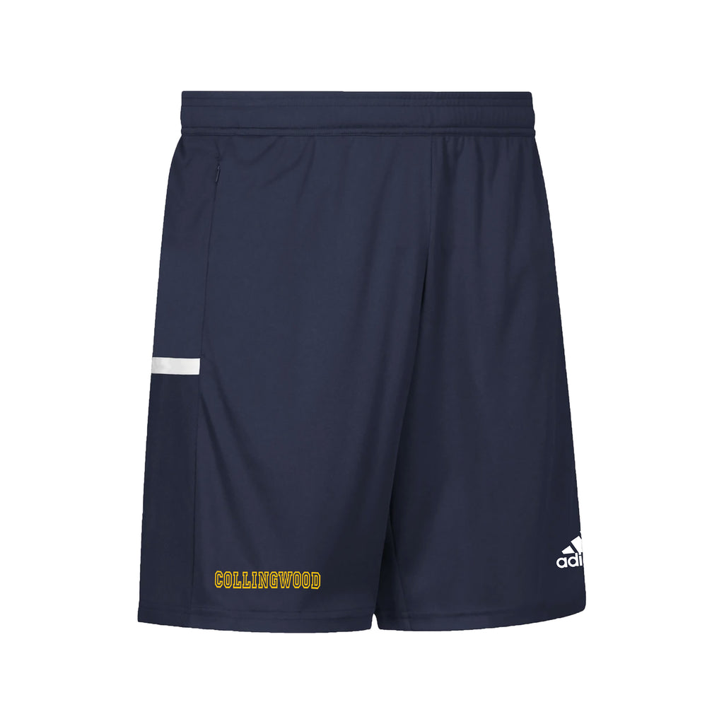 COLLINGWOOD ADIDAS GYM SHORTS, MENS