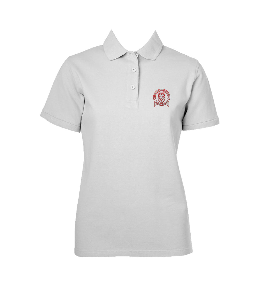 CANADA STAR GOLF SHIRT, GIRLS, SHORT SLEEVE, YOUTH