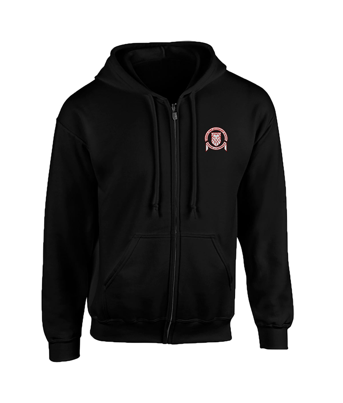CANADA STAR ZIP HOODIE, YOUTH