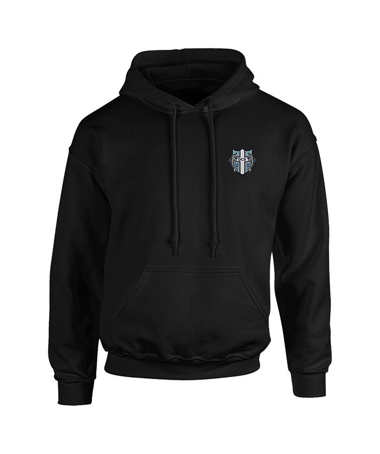 DELTA CHRISTIAN HOODIE, CHILD