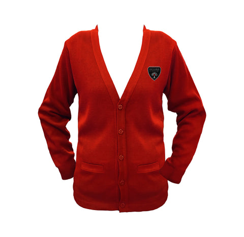 DELANO ACADEMY CARDIGAN, UP TO SIZE 32