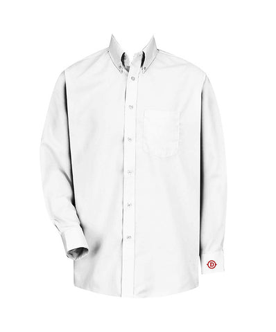 DELANO ACADEMY DRESS SHIRT, UNISEX, LONG SLEEVE, YOUTH