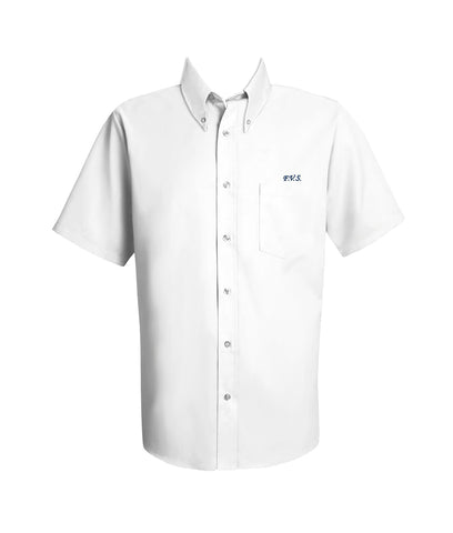 FRASER VALLEY DRESS SHIRT, UNISEX, SHORT SLEEVE, YOUTH