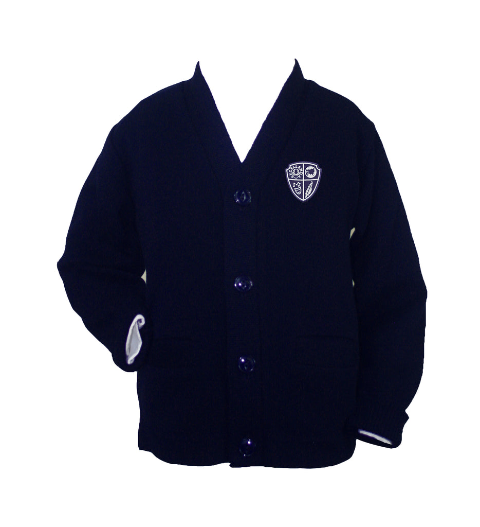 GAGLARDI ACADEMY CARDIGAN, UP TO SIZE 32