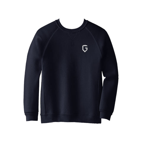 GLAREA CREWNECK SWEATSHIRT, ADULT