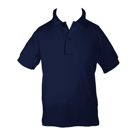 TEST |  Golf Shirt Short Sleeve, Youth