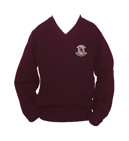 HOLY CROSS PULLOVER, ADULT