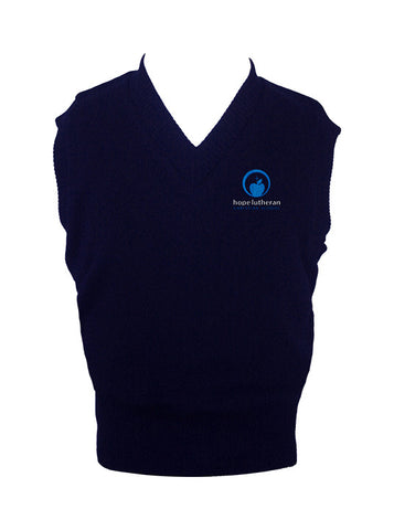 HOPE LUTHERAN VEST, UP TO SIZE 32