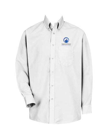 HOPE LUTHERAN DRESS SHIRT, UNISEX, LONG SLEEVE, YOUTH