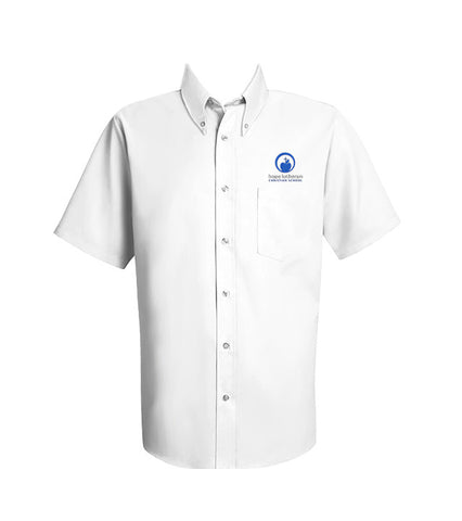 HOPE LUTHERAN DRESS SHIRT, UNISEX, SHORT SLEEVE, YOUTH