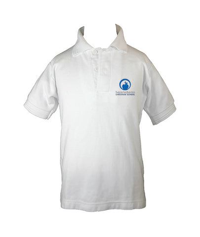 HOPE LUTHERAN GOLF SHIRT, UNISEX, SHORT SLEEVE, CHILD