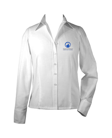 HOPE LUTHERAN LADIES BLOUSE, LONG SLEEVE