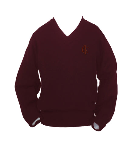 IMMACULATE CONCEPTION PULLOVER, UP TO SIZE 42