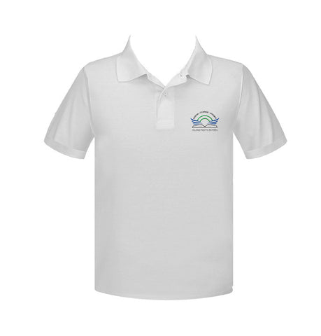 ISLAND PACIFIC GOLF SHIRT, UNISEX, SHORT SLEEVE, ADULT