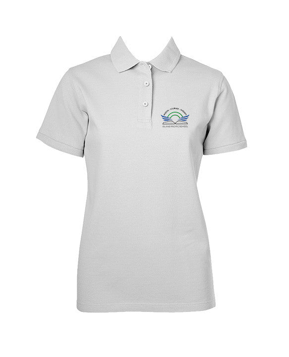 ISLAND PACIFIC GOLF SHIRT, GIRLS, SHORT SLEEVE, YOUTH