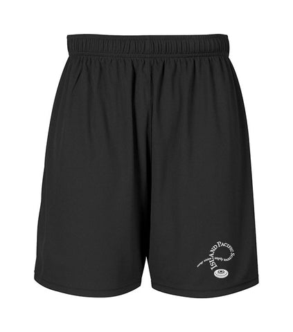 ISLAND PACIFIC GYM SHORTS, ADULT
