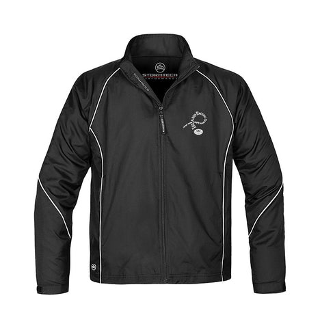 ISLAND PACIFIC TRACK JACKET, POLYESTER, YOUTH