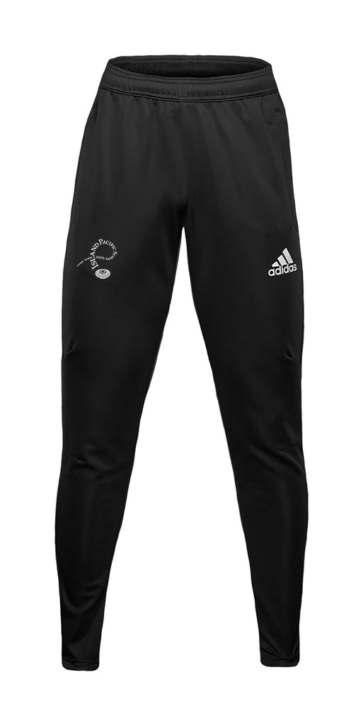 ISLAND PACIFIC TRACK PANTS, POLYESTER DOUBLE KNIT, ADULT