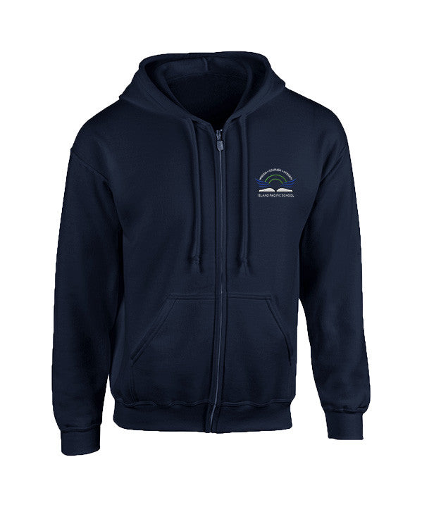 ISLAND PACIFIC ZIP HOODIE, YOUTH