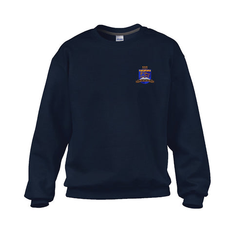 KING DAVID CREWNECK SWEATSHIRT, YOUTH