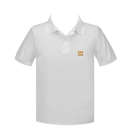 KING DAVID GOLF SHIRT, UNISEX, SHORT SLEEVE, YOUTH