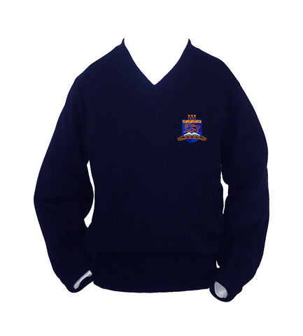 KING DAVID PULLOVER, YOUTH
