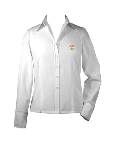 KING DAVID LADIES BLOUSE, LONG SLEEVE