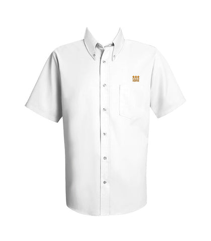 KING DAVID DRESS SHIRT, SHORT SLEEVE, MENS